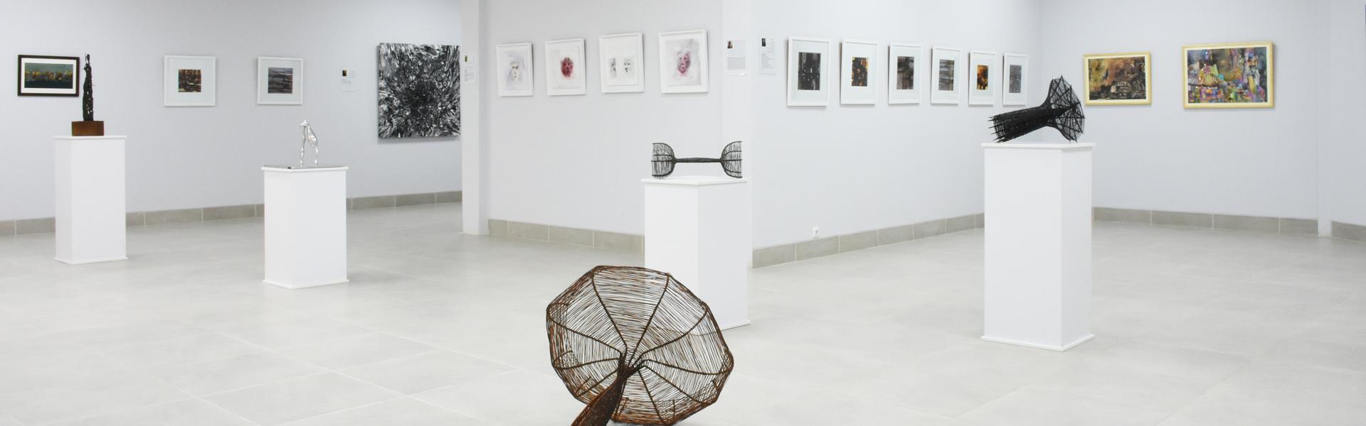 نمایشگاه گروهی حجم و نقاشی در گالری دیدار didar gallery