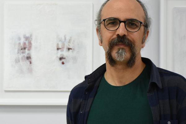 مرتضا بصراوی نقاشی حجم گالری دیدار morteza basravi painting sculpture didar gallery