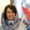 نمایشگاه نقاشی شهین نبویان پور در گالری دیدار اصفهان ایران با عنوان وارنگ هنر هنرمند ایرانی shahin nabavian pour painting exhibition didar art gallery isfahan iran iranian artist